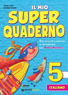 il mio super quaderno 5 italiano
