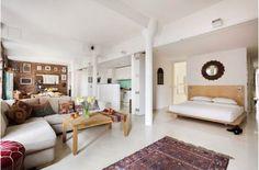 Un loft con aires bohemios en Londres | Decorar tu casa es facilisimo.com