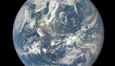 The Big Picture: NASA posts DSCOVR's epic first image of Earth