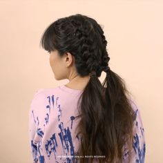 How to: Up your French braid game