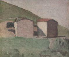 Landscape by Giorgio Morandi