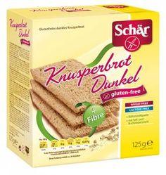 Knusperbrot Dunkel - glutenfrei !!! Swerpo Angebot !!! - zum Preis von nur: 1,49 € gültig vom: 03.08.2015 bis zum: 09.08.2015