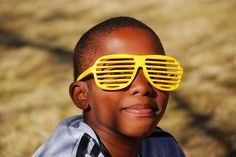 glasses refilwe, south africa by dcisme, via Flickr
