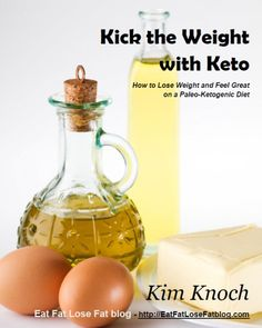 Kick the Weight With Keto--the paleo approach to kept--on sale with coupon code EFLF20