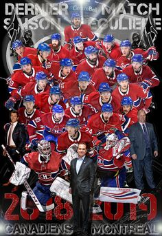 Montreal Canadiens, Hockey Teams, Ice Hockey, Team Pictures, Nhl, Detroit, Coins, Sport, Flower