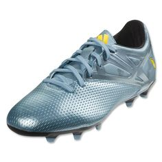 best service a6237 fe12a adidas Messi FG AG - Matte Ice Metallic Bright Yellow Black - Be The  Difference. Soccer Wearhouse