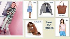 Love for Stripes by shoppingpicks.com. Pick and shop!