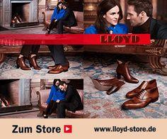 LLOYD Markenshop für Männer und Frauen Shops, Men And Women, Branding, Tents