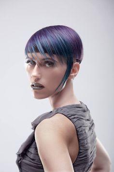 Wella ITVA: The Grand Prix of Hairdressing Emily Murphy #ITVA #wellalife #stylist #hairdresser #TeamCanada #hairart #trends #hautecouture
