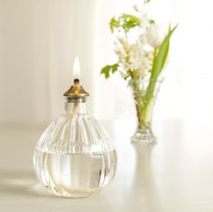 Our stunning Samworth #Oil #Lamp is finished with a beautiful #antiqued #brass top.