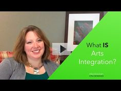 What exactly is arts integration and how can you use it to positively impact students? Susan Riley explores the topic in this EducationCloset video on-demand.