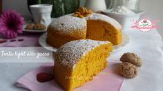 Torta+light+alla+zucca+(103+calorie+a+fetta)