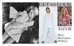 """""""Rosie Huntington-Whiteley Harper's Bazaar Australia October 2016 #6"""" by valenlss ❤ liked on Polyvore featuring Whiteley"""