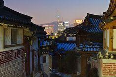 Vol aller-retour: Montréal - Séoul (Corée du sud) pour $1187! #yulair #voyage