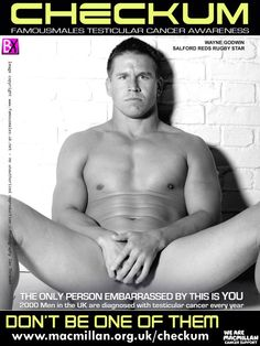 Checkum Campaign - Rugby Star, Wayne Godwin of Salford Reds - See more: http://barbwirexsnap.blogspot.com/2012/07/checkum-campaign.html?