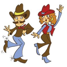 country western dancers | country-dance.gif | Country ...