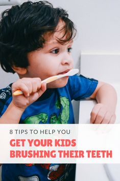 Good Life Detroit | 8 Tips to Get Your Kids Excited About Brushing Their Teeth | http://goodlifedetroit.com