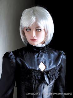 160cm cushion doll Amelie: Knight of the dream