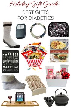 If you have a diabetic family member or friend, here are some of the best gifts for diabetics. No more worrying about getting the right gift ;