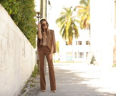 Jasmine Tosh Lately : Earth Tones with James Jeans