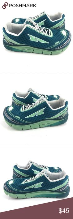 dec2c0eac Altra Womens Torin 2.0 Zero Drop Running Shoes Altra A2534-6 Womens Torin  2.0 Green