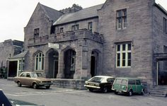 the parcel entrance, Durham Station, which was originally built as the main passenger entrance. Morris Marina, Michael Richardson, Durham City, St Johns College, Old Train Station, North East England, Historical Pictures, Colorful Pictures, Newcastle