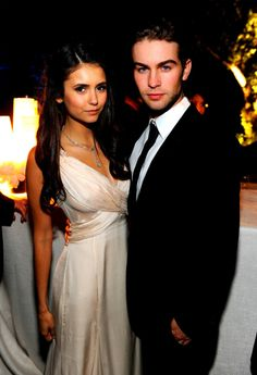 Chace crawford and nina dobrev dating