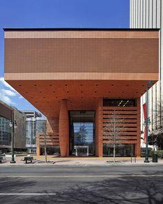 Bechtler Museum of Modern Art, Charlotte, NC - Mario Botta