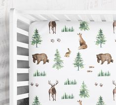 Fantastic tips are available on our website. Have a look and you wont be sorry you did. Woodland Nursery Bedding, Forest Nursery, Nursery Bedding Sets, Forest Crib Bedding, Woodsy Nursery, Nature Themed Nursery, Boy Nursery Themes, Baby Animal Nursery, Nursery Ideas
