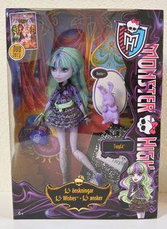 Muñeca Monster High Twyla