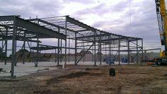 Construction Progress - October 18, 2013