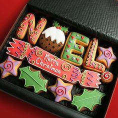 decorated cookies, wedding cookies, logo cookies, baby cookies, love cookies - Custom Cookie Co (UK)