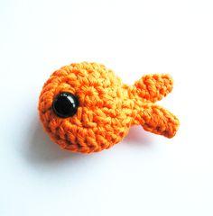 Crochet fish ♥