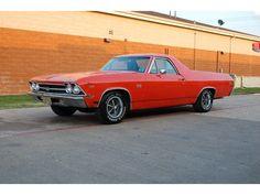 Chevrolet : El Camino El Camino 1968 SS396 El Cami - http://www.legendaryfinds.com/chevrolet-el-camino-el-camino-1968-ss396-el-cami/