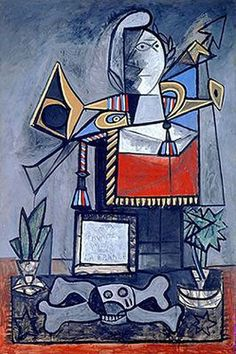 Algerian Women 1955    Pablo Picasso