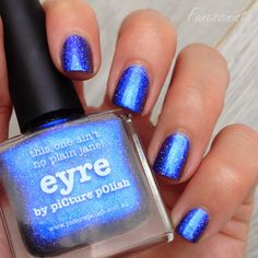 Fanessinista: piCture pOlish - Blog/insta fest 2014 - featuring 'Nail Vinyls'