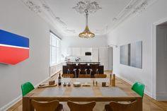 Wilhelminian Apartment / BERLINRODEO Altbauwohnung Hansaviertel Berlin – ArchDaily
