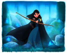 Brave Mulan