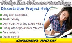 #Help_in_Dissertation is a #popular_academic portal that has been offering #Dissertation_Project_Help to the students. It Is Faithful For Students.  Visit Here https://www.helpindissertation.co.uk/  For Android Application users https://play.google.com/store/apps/details?id=gkg.pro.hid.clients