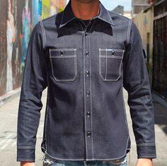 5 Raw Denim Shirts by RAWR DENIM
