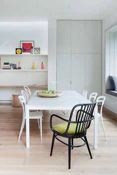 #Eszimmer Minimalistische Einrichtungsideen Für Weißes Esszimmer Design  #Minimalistische #Einrichtungsideen #für #weißes