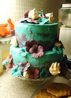 Äidin 50v kakku