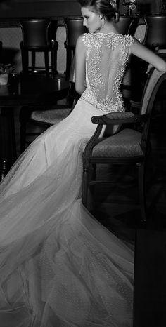 Galia Lahav : Tales of the Jazz Age Bridal Collection - Tiffany
