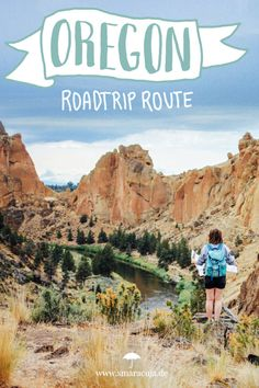 A road trip from Portland to the seven wonders of Oregon including Smith Rock, Mount Hood, Oneonta River Gorge, Cannon Beach and Crater Lake.