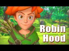 (55) ROBIN HOOD - AUDIO CUENTO INFANTIL PARA NIÑOS | ESPAÑOL - YouTube