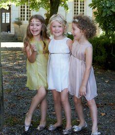 ropa ceremonia niñas marie chantal Nos vamos de fiesta, ¡qué guapos!
