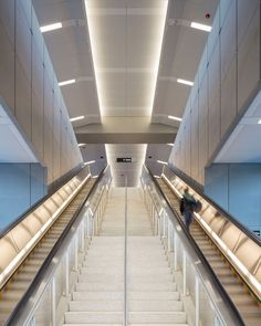 Escalator Lighting Escalators Pinterest Lighting