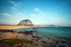 Travel wish list: South Korea: Jeju Island.
