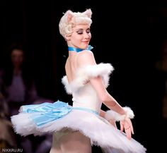 White Cat from The Sleeping Beauty Act III