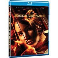 Blu - Ray - Jogos Vorazes - The Hunger Games